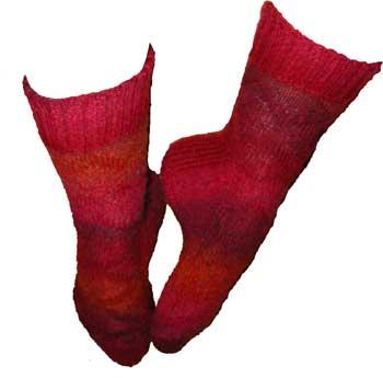 Rose-socks