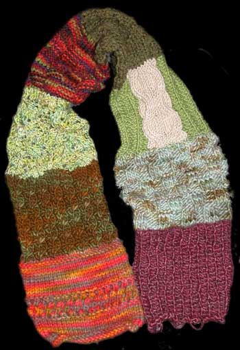 Group-scarf