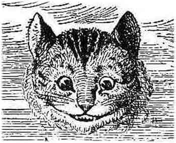 Cheshire-smile