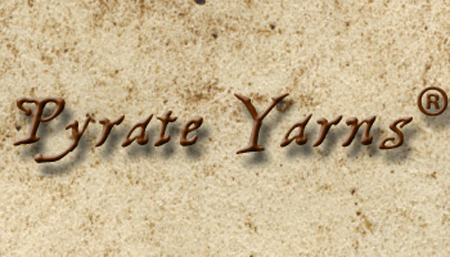 Pyrate Yarns words