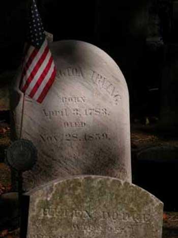 Washingtonirvingstone